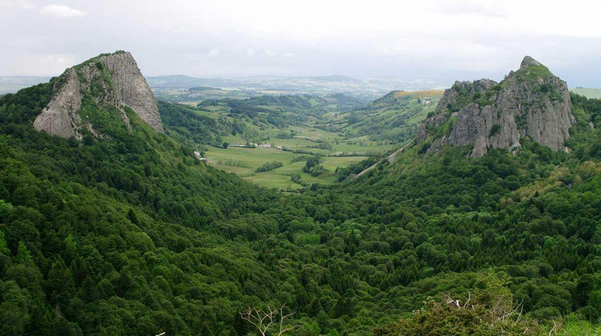 L'Auvergne mystérieuse